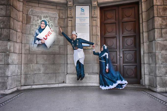 WEDDING HAZEL AND HAFIZ by Opa Pakar Photography - 001