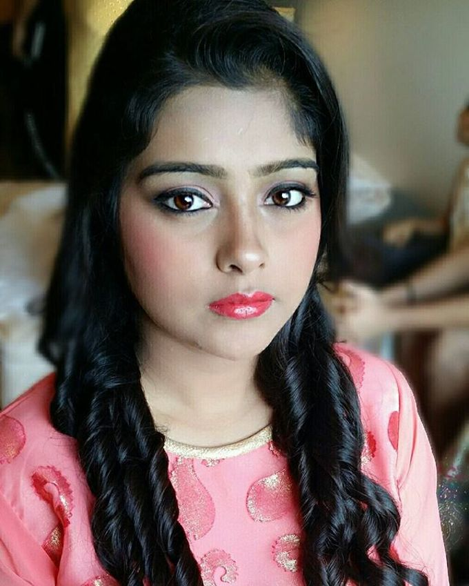 Party Makeup by Makeup by Lavina - 005
