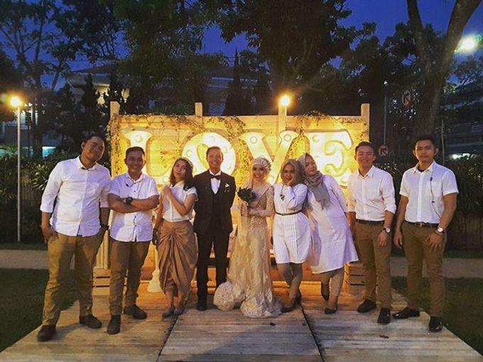 Wedding Day Ennu Angga by Malaka Hotel Bandung - 009