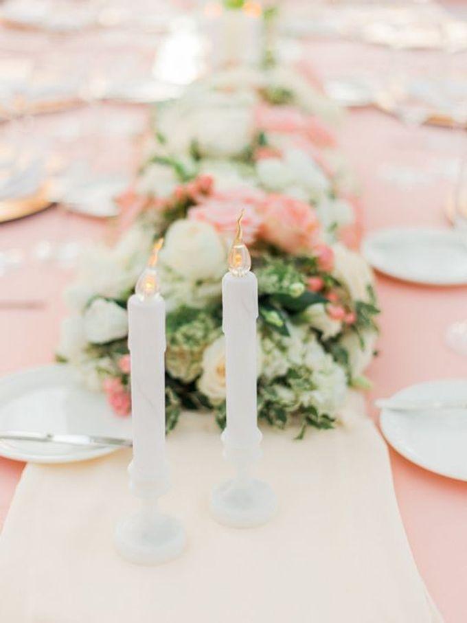 Elegant and Tasteful Wedding at Sky Ayana by Flora Botanica Designs - 011