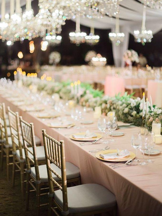 Elegant and Tasteful Wedding at Sky Ayana by Flora Botanica Designs - 025