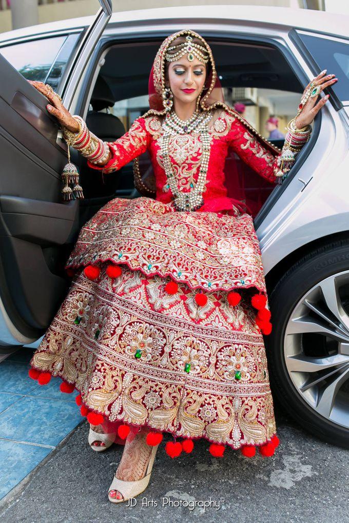 Two Tier Princess by Shanti Raiya Fashion House - 002
