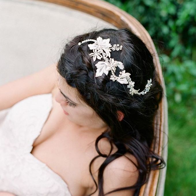 More Crowns Tiaras and Headpieces by Eden Luxe Bridal - 027
