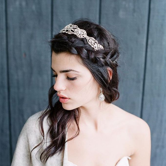 More Crowns Tiaras and Headpieces by Eden Luxe Bridal - 022
