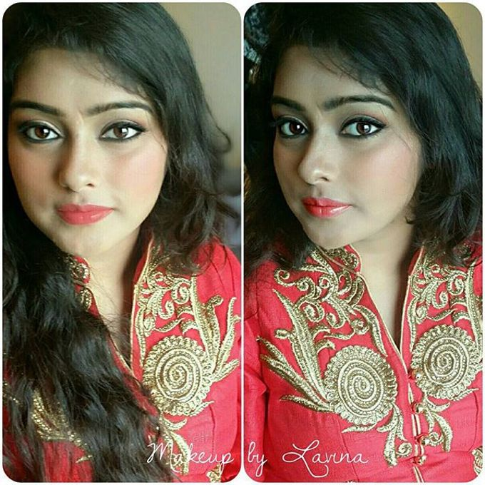 Party Makeup by Makeup by Lavina - 006