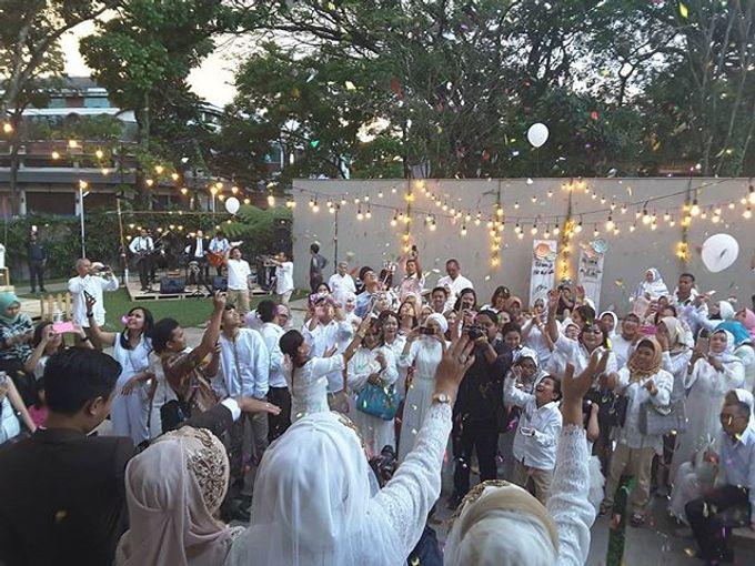 Wedding Day Ennu Angga by Malaka Hotel Bandung - 007