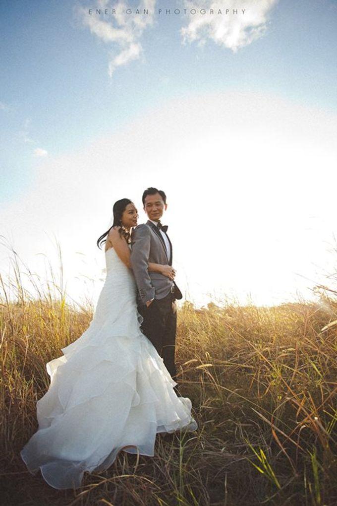 Prewedding of Ki Xiang + Kay En by Ener Gan Photography Studio - 003