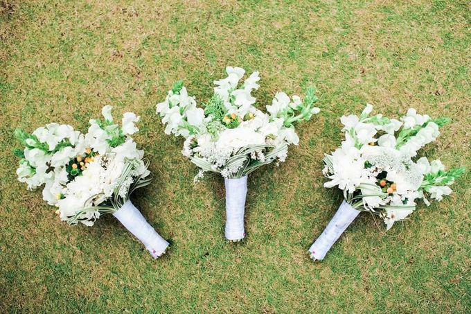 Garden Wedding in Tagaytay by Honeycomb PhotoCinema - 032
