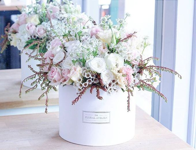 Signature Bloom Boxes by The Floral Atelier - 034