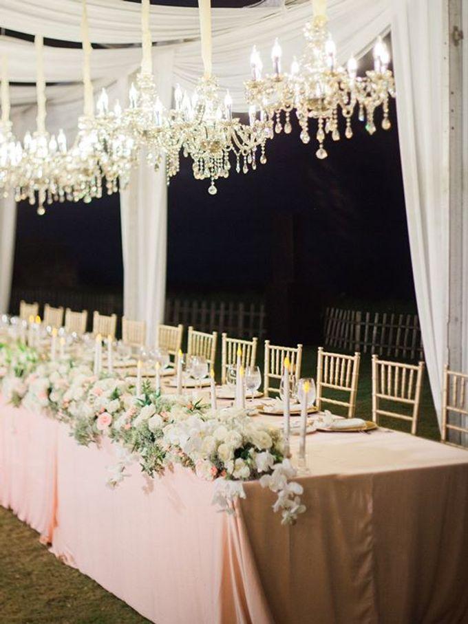 Elegant and Tasteful Wedding at Sky Ayana by Flora Botanica Designs - 021