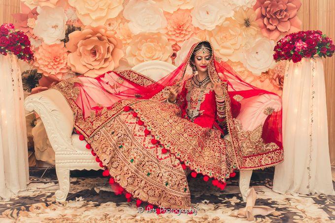 Two Tier Princess by Shanti Raiya Fashion House - 001