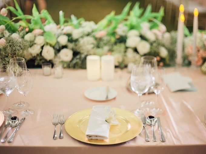 Elegant and Tasteful Wedding at Sky Ayana by Flora Botanica Designs - 026