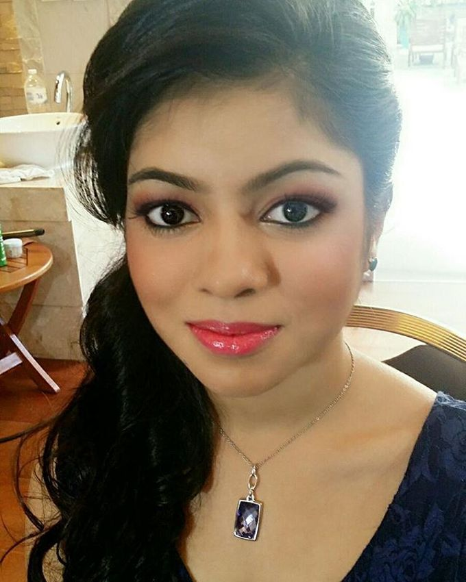 Party Makeup by Makeup by Lavina - 004