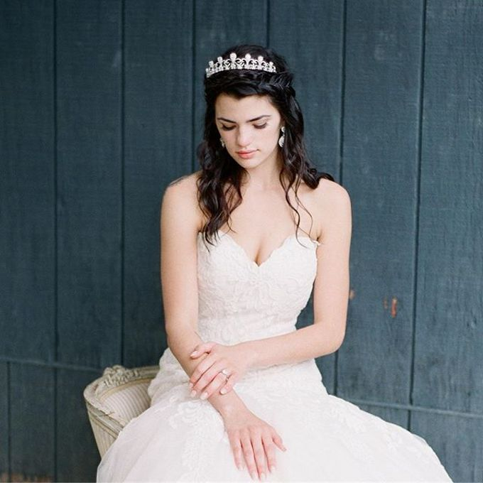 More Crowns Tiaras and Headpieces by Eden Luxe Bridal - 018
