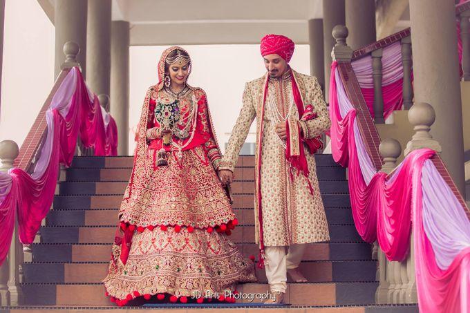 Two Tier Princess by Shanti Raiya Fashion House - 004