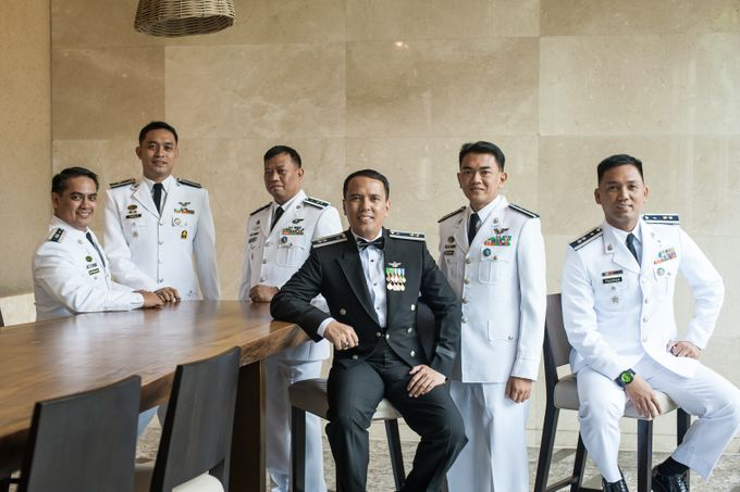 A Military Wedding by Jaymie Ann Events Planning and Coordination - 005