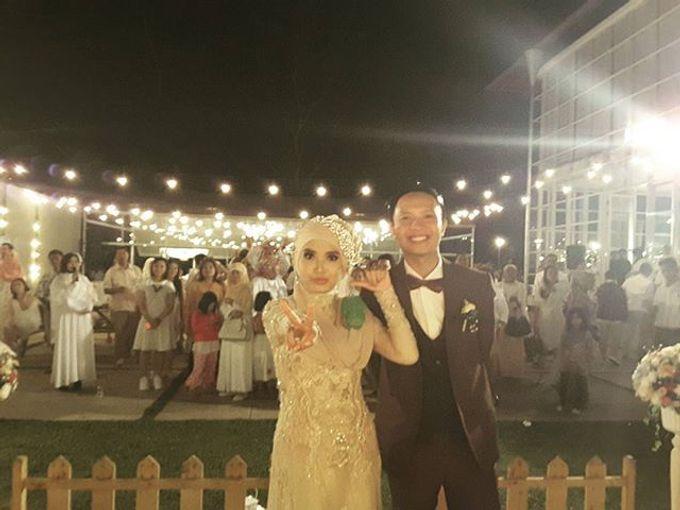 Wedding Day Ennu Angga by Malaka Hotel Bandung - 006
