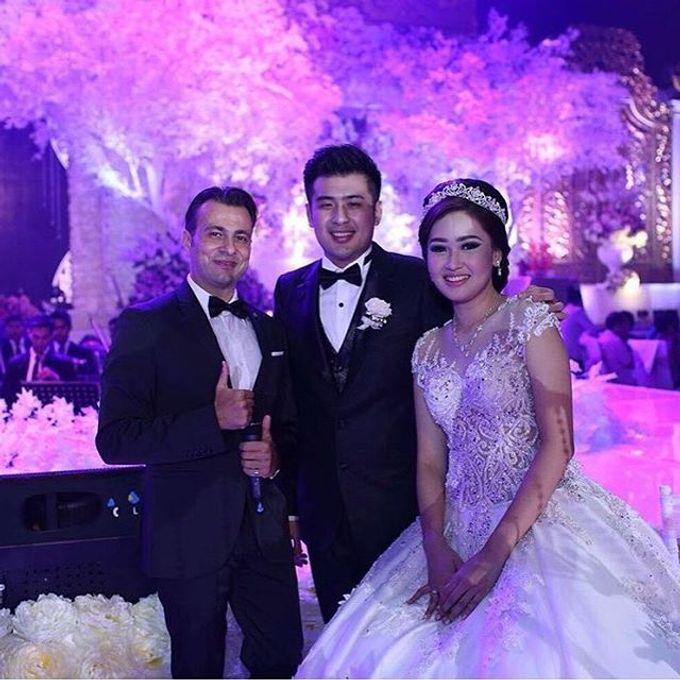 Wedding of Rony and Cheryl by Tarik The Tenor ( The Luxury Entertainment ) - 001