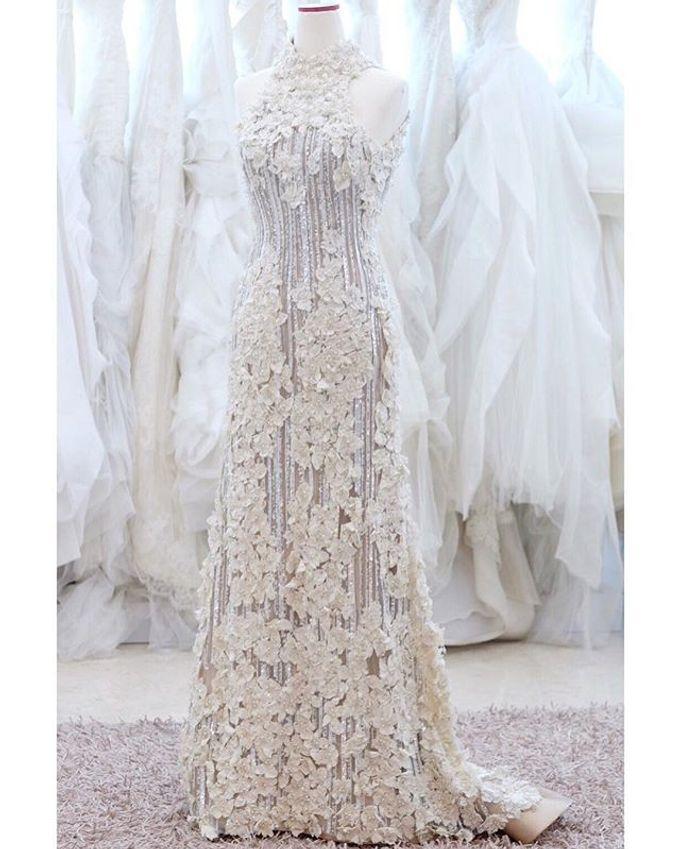 NEW ARRIVALS - WEDDING DRESS by LAMIIK BRIDAL - 050