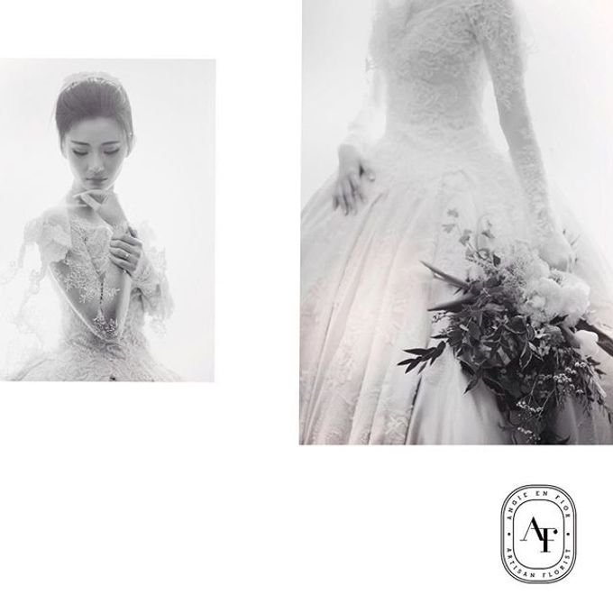 Bride Bouquet by Angie Fior - 006