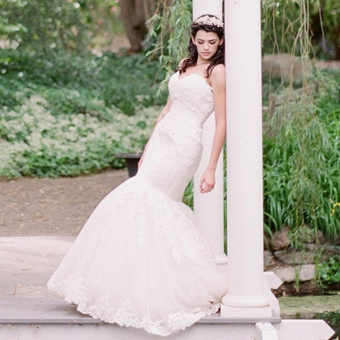 More Crowns Tiaras and Headpieces by Eden Luxe Bridal - 015
