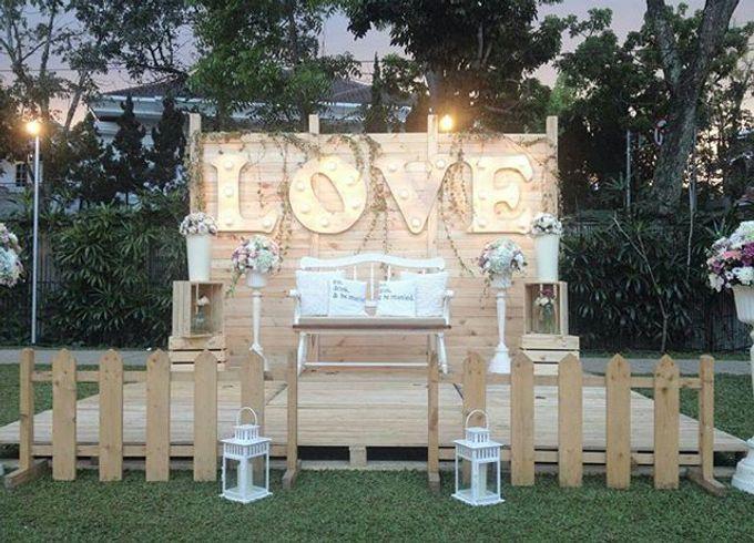 Wedding Day Ennu Angga by Malaka Hotel Bandung - 003