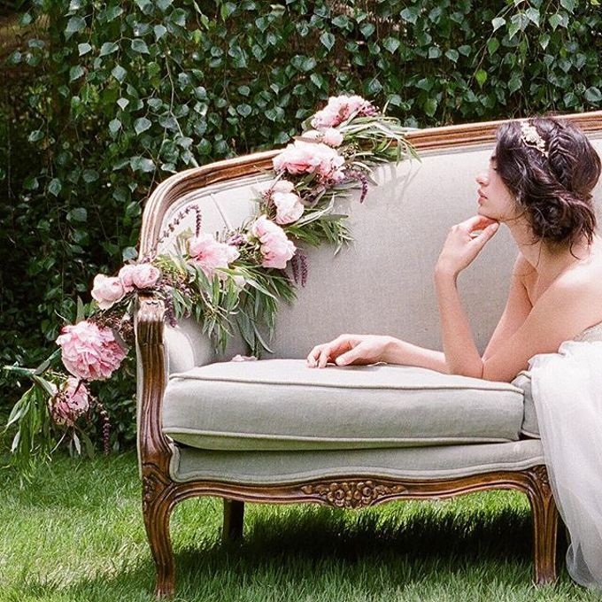 Regal Bridal Crowns and Tiaras and Headpieces by Eden Luxe Bridal - 029