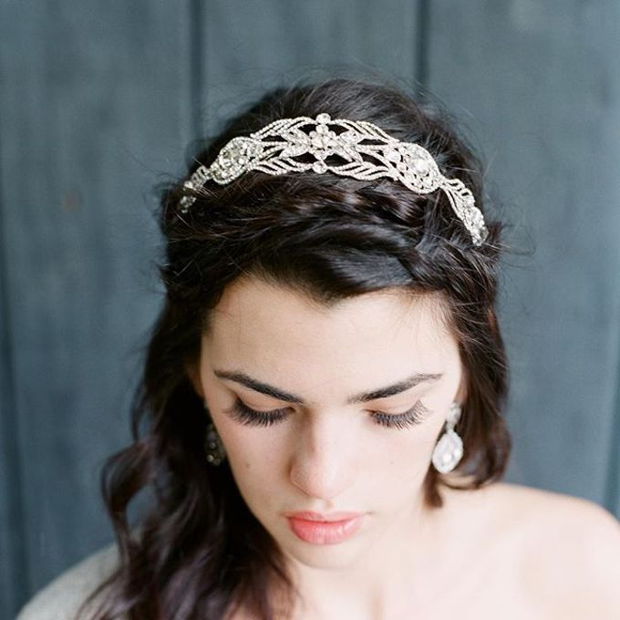 More Crowns Tiaras and Headpieces by Eden Luxe Bridal - 021