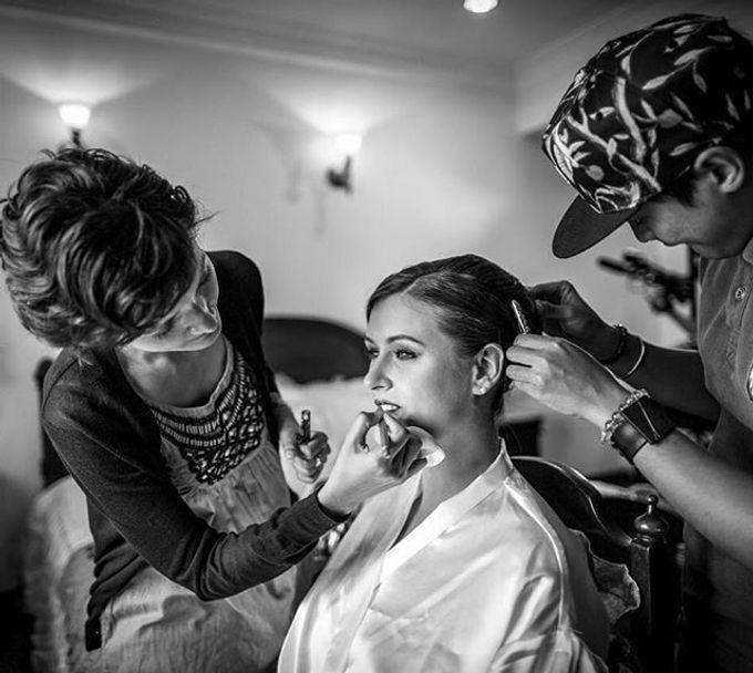 Makeup Portfolio  by Lin Elier NaturalBeauty - 002