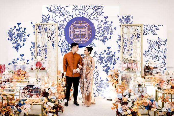 Billy & Enrica Engagement by THE TRIBRATA Darmawangsa Jakarta - 002