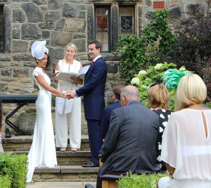 Weddings by Upper House Hayfield - 006
