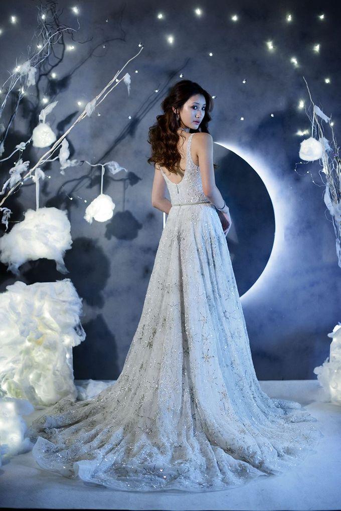Winters Night Wedding Inspiration by Spellbound Weddings - 005