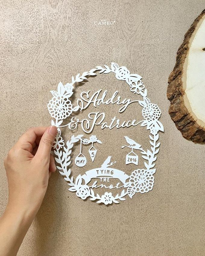 Cameo Paper Art by Cameo - 001