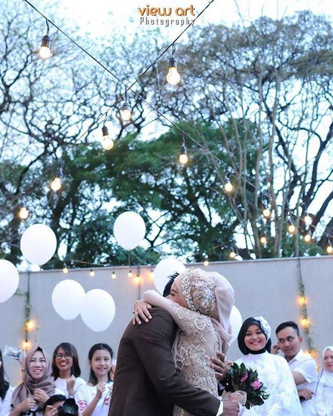 Wedding Day Ennu Angga by Malaka Hotel Bandung - 004