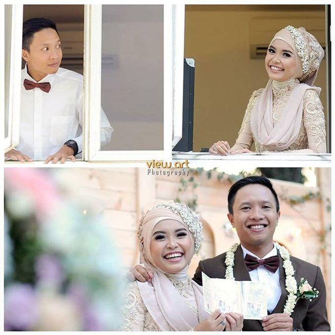 Wedding Day Ennu Angga by Malaka Hotel Bandung - 001