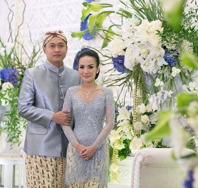 The Wedding of Dea and Putra by Seserahan by Rose Arbor - 008