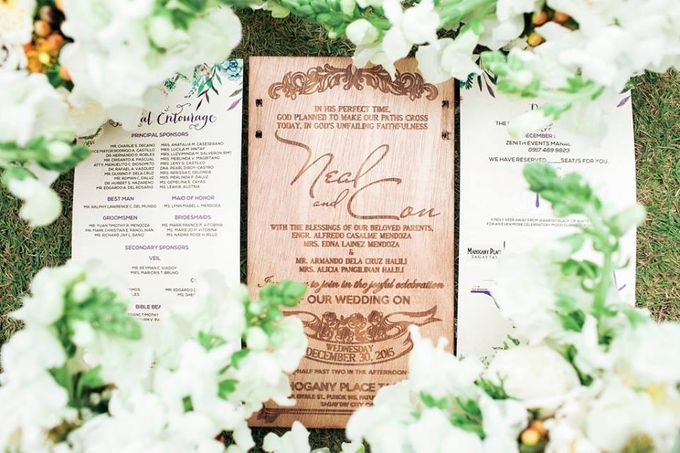 Garden Wedding in Tagaytay by Honeycomb PhotoCinema - 024