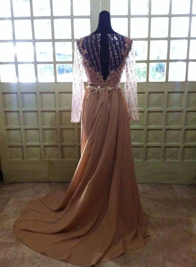 Weddings by Russ Cuevas Couture - 007