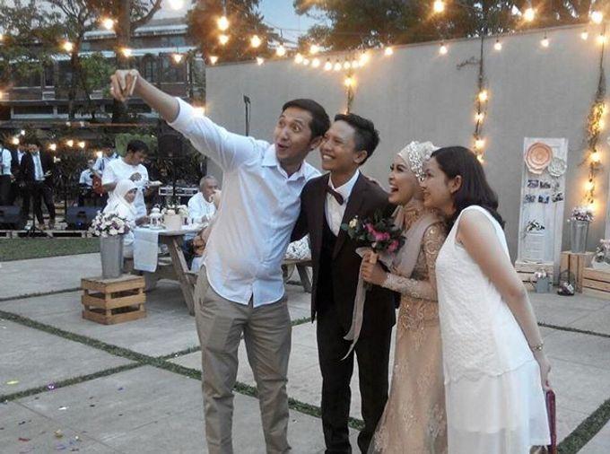 Wedding Day Ennu Angga by Malaka Hotel Bandung - 005