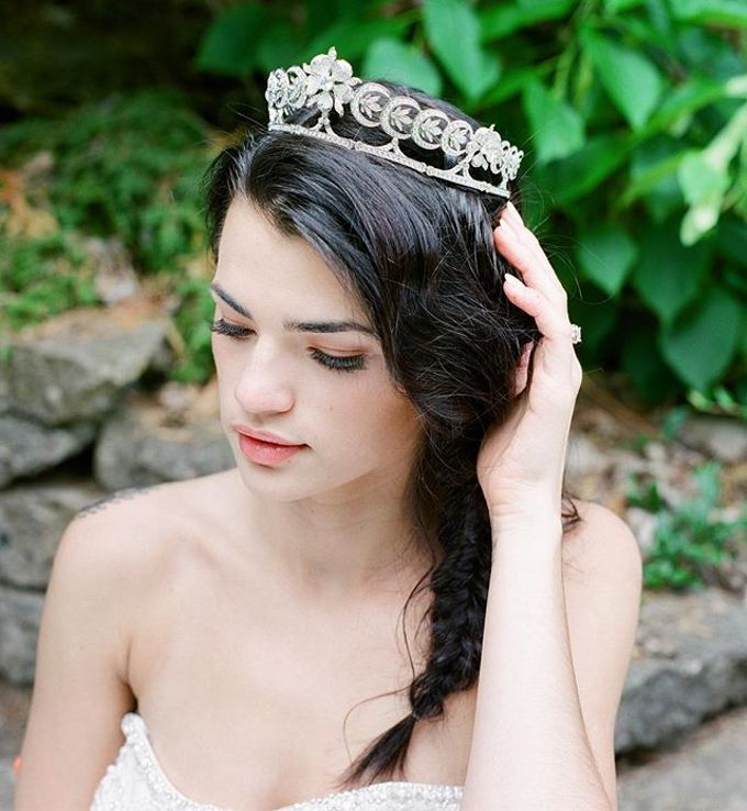 More Crowns Tiaras and Headpieces by Eden Luxe Bridal - 025
