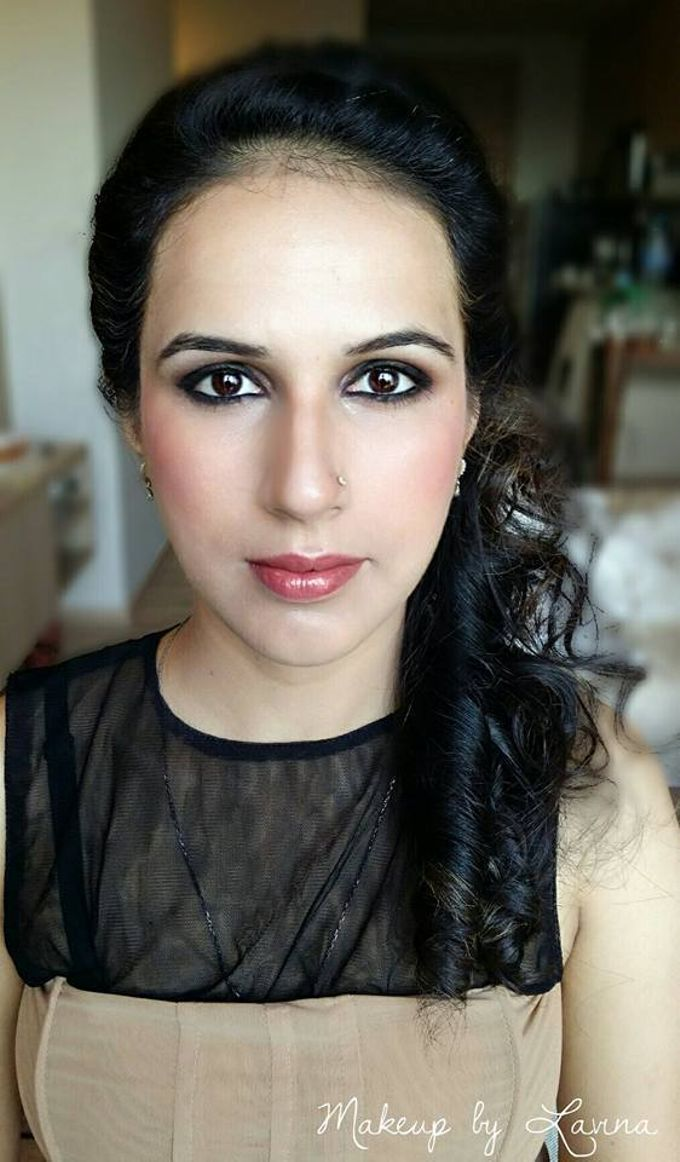 Party Makeup by Makeup by Lavina - 001