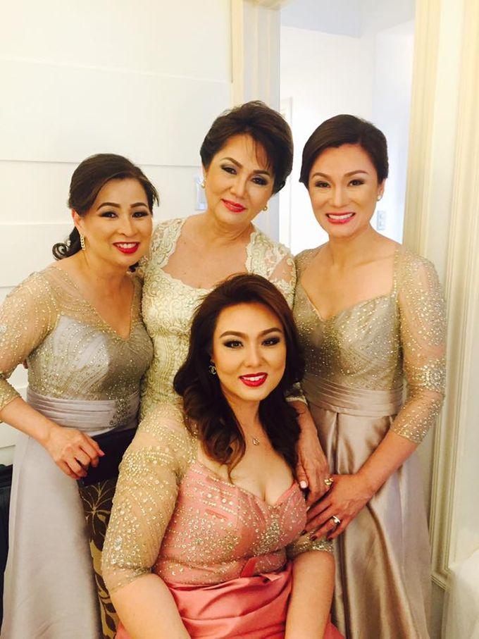 Weddings by Leo Priagola Hair and Makeup - 004
