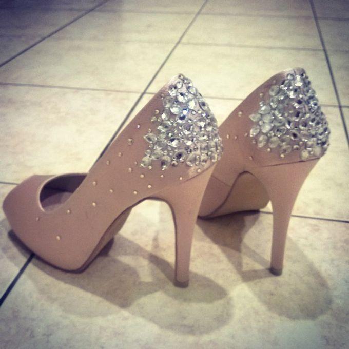 Bridal Shoe Close Ups by Christy Ng Shoes - 015