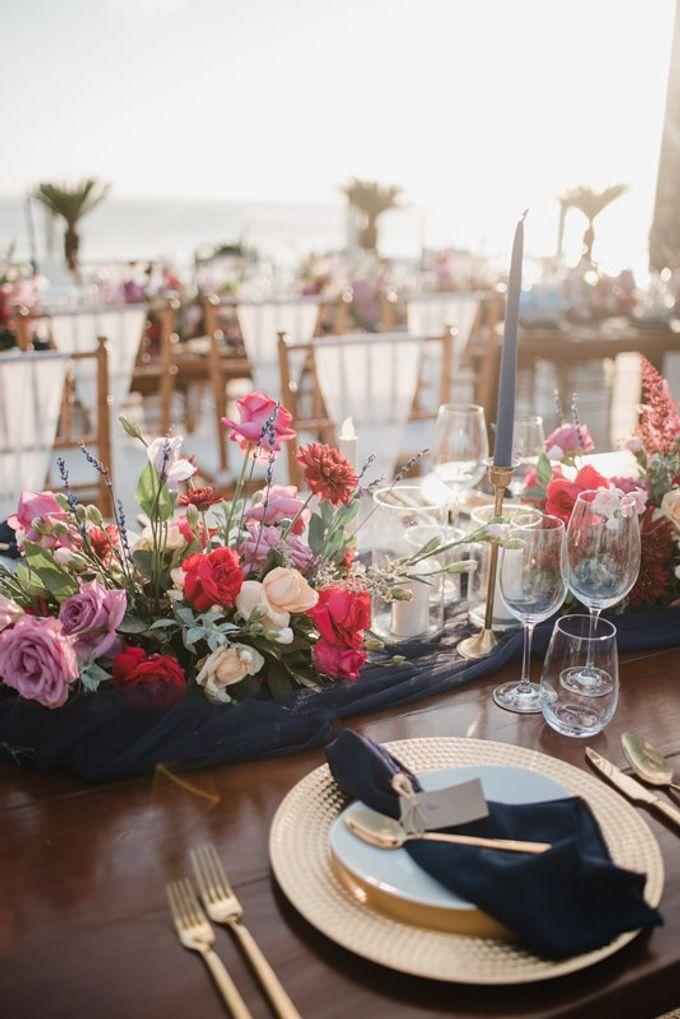 Wedding Niken & Luke by Bali Izatta Wedding Planner & Wedding Florist Decorator - 005