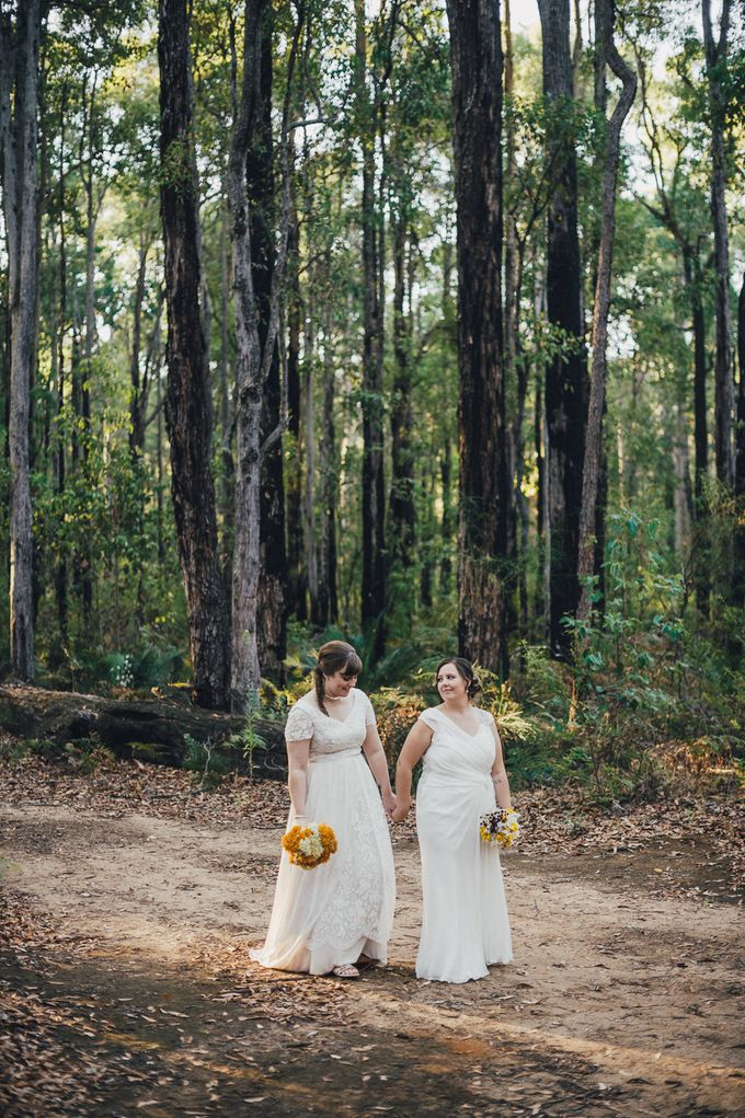Alyssa and Teela Wedding by iZO Photography - 029
