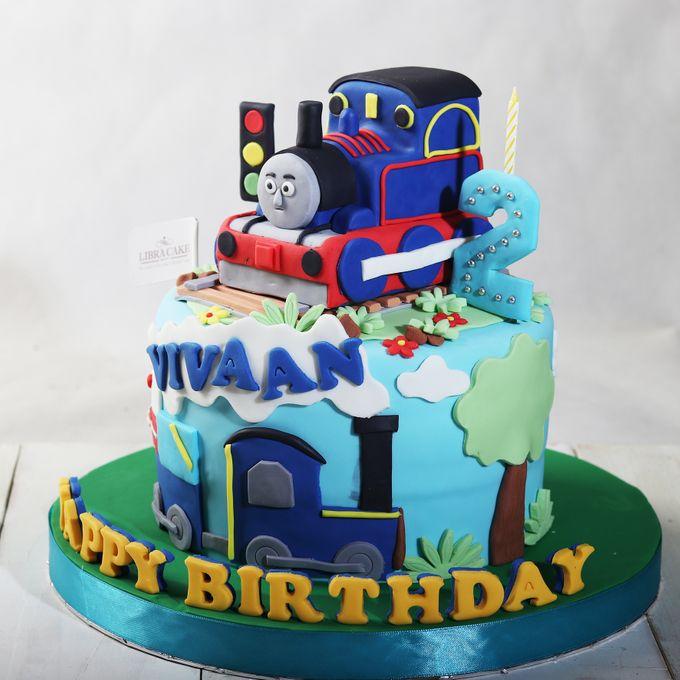 Birthday Cake Part 2 by Libra Cake - 037
