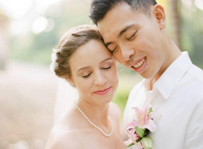 Rachel & Daniel Wedding by Angga Permana Photo - 006
