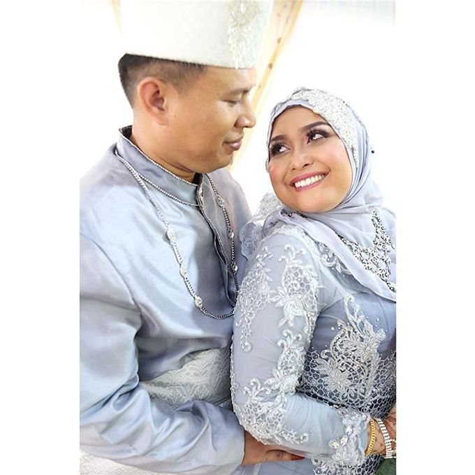 Mohd Zaid + Roziana by Azee Photographyical - 002