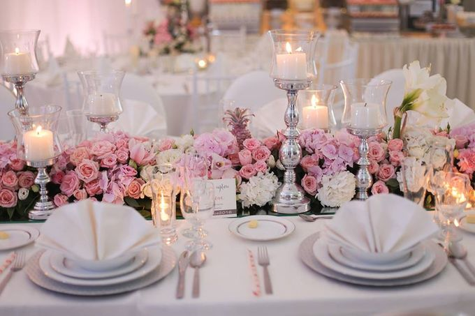 Daniel & Gerlinde Wedding 2016 by Bearland Paradise Resort - Casa Blanca Convention Hall - 022