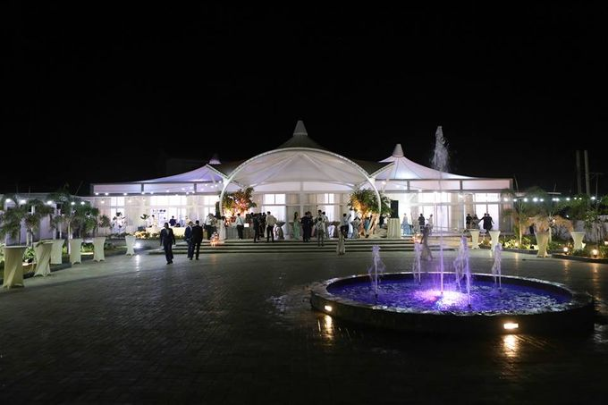 Daniel & Gerlinde Wedding 2016 by Bearland Paradise Resort - Casa Blanca Convention Hall - 021